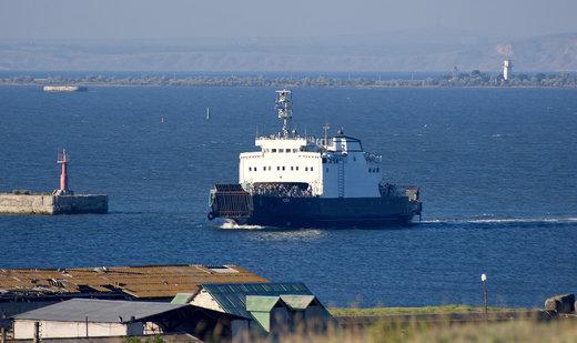 kako doći od Anapa na Krim