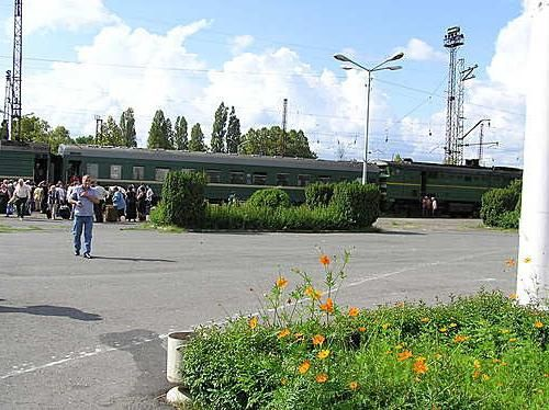 kako doći do željezničke Abhazije