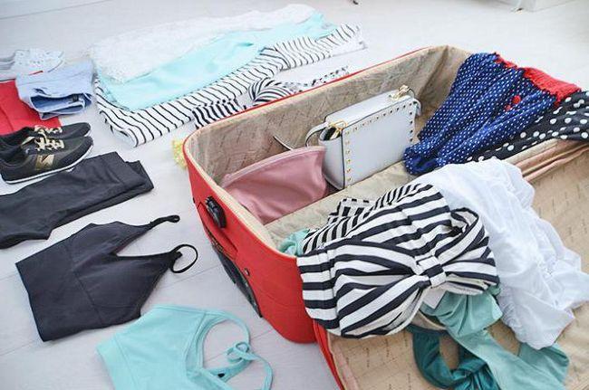 Kompaktan spakirati u kofer? Kako spakirati kovčeg da stane sve?