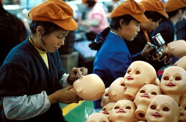 Kineski štetne igračke