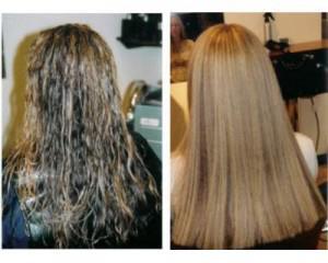 šampon za tamnu kosu