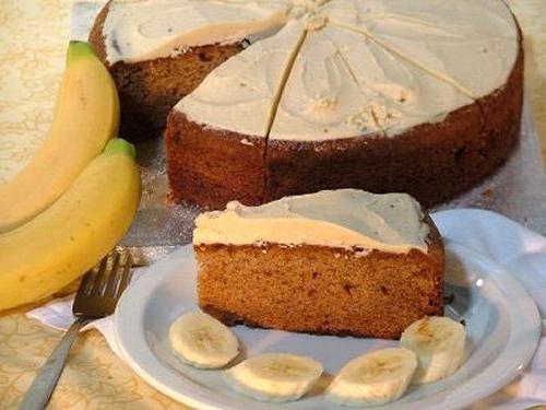 ukusna banana torta