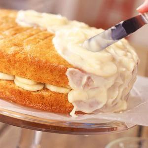 pavlaka banana torta