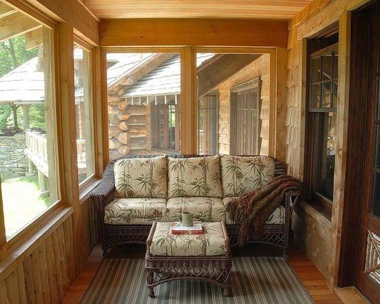 kako priložiti verandi u kuću
