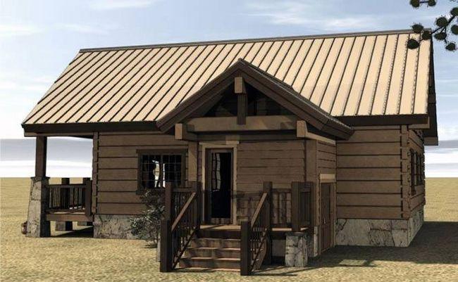 pričvrstite verandu da cigle kuće