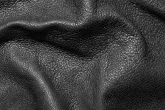Как проверить кожу на натуральность: все способы
