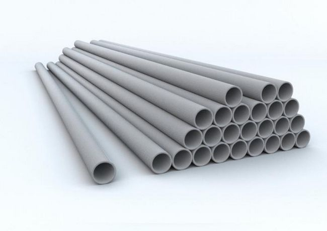 temelj azbestnih cijevi