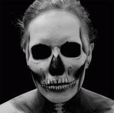 """Kako to učiniti make-up """"kostur"""" djevojke. Korak po korak vodič"""