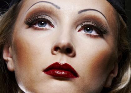 Kako napraviti make-up u stilu Chicagu? Make-up u stilu 30-ih Chicago sa slikama