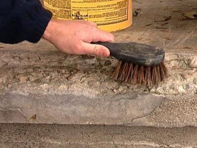 korake za tremu od betona