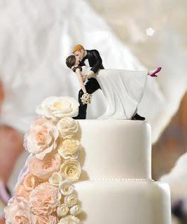 topper svadbena torta