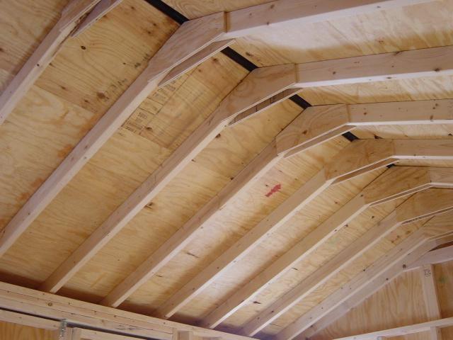 Kako izgraditi krov?
