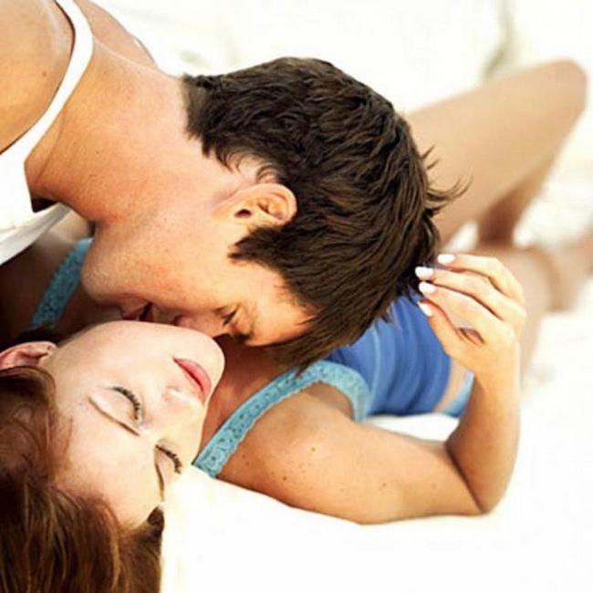 Как удовлетворить жену в постели?