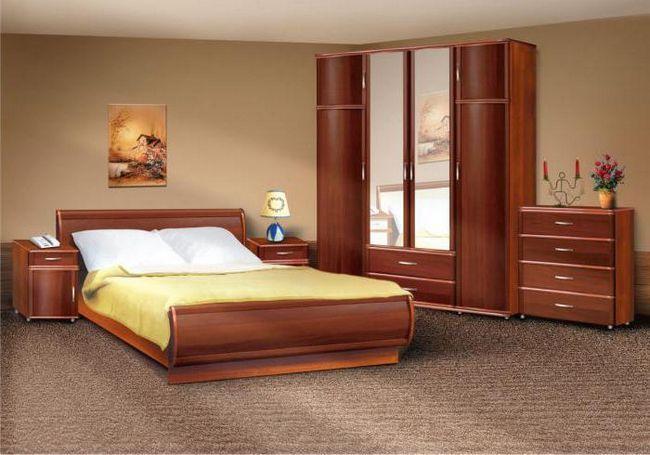 Как в спальне расставить мебель? Размер спальной комнаты. Спальный гарнитур