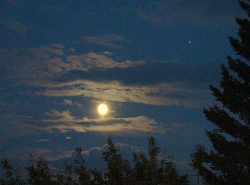 kojoj fazi Mjeseca u avgustu