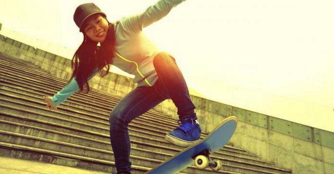 Dječje skateboard za početnike