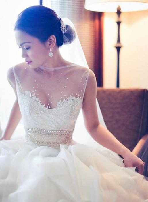 Как выбрать платье венчальное?
