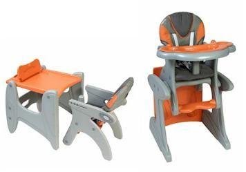 детский регулируемый растущий стул трансформер