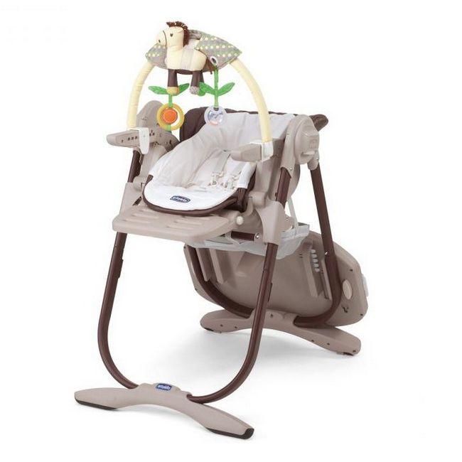 стульчик для кормления baby