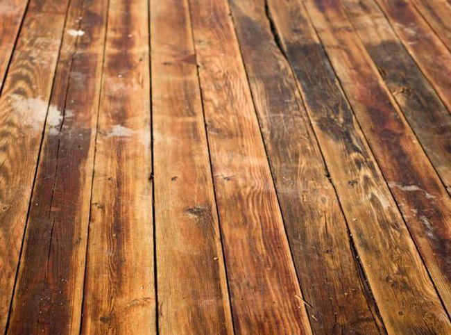 Kako uskladiti drveni pod ispod laminata