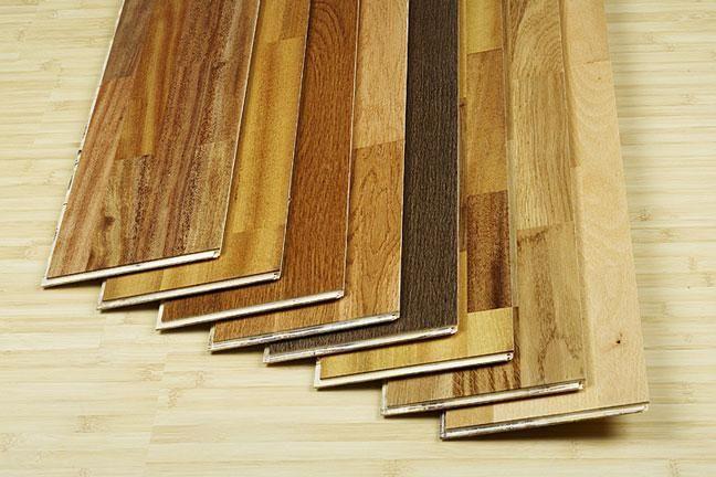poravnajte drvenog poda s šperploča
