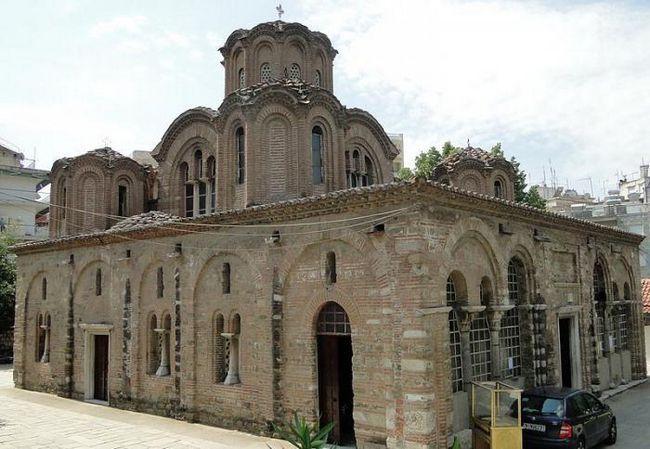 храм 12 апостолов