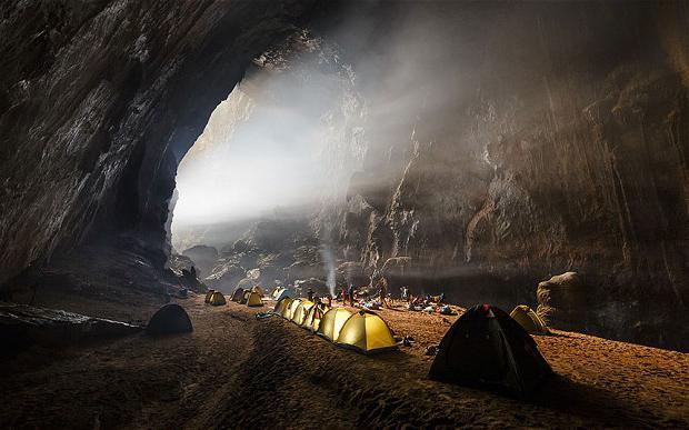 Какая самая большая в мире пещера?