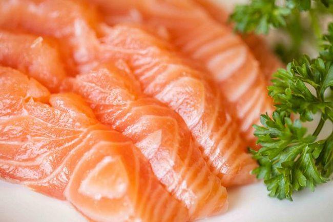 самая жирная рыба