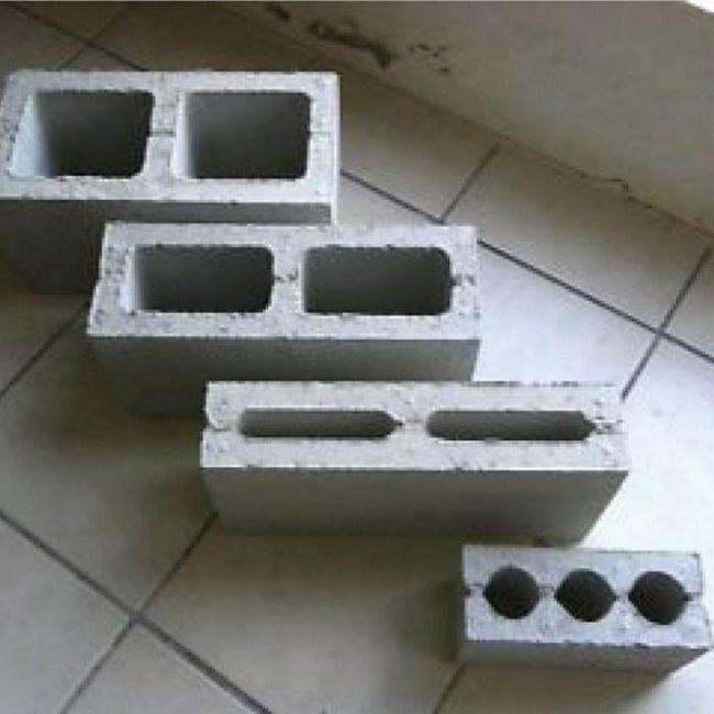 građevinski materijali jedinice