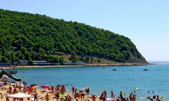 Pješčane plaže u Krasnodar