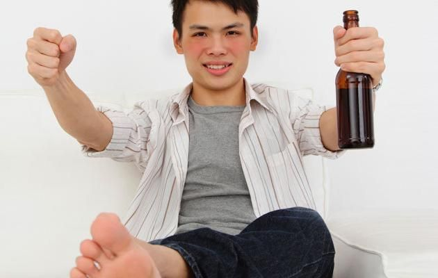 prvi znaci alkoholizma kod muškaraca