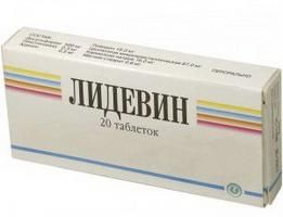 tablete od ovisnosti o alkoholu lidevin