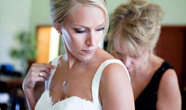 Каким должно быть напутствие матери дочери на свадьбе?