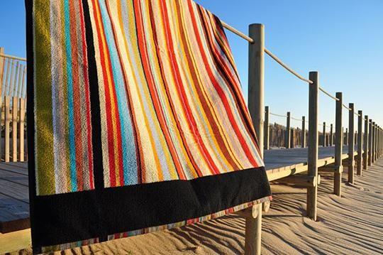 детские пляжные полотенца