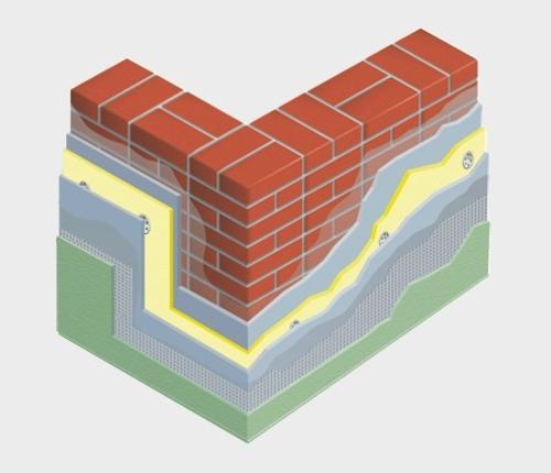 материал теплоизоляционный