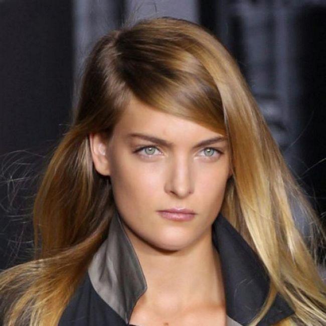 Какой цвет волос моден в 2015 году