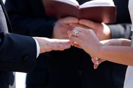 свадебная клятва текст
