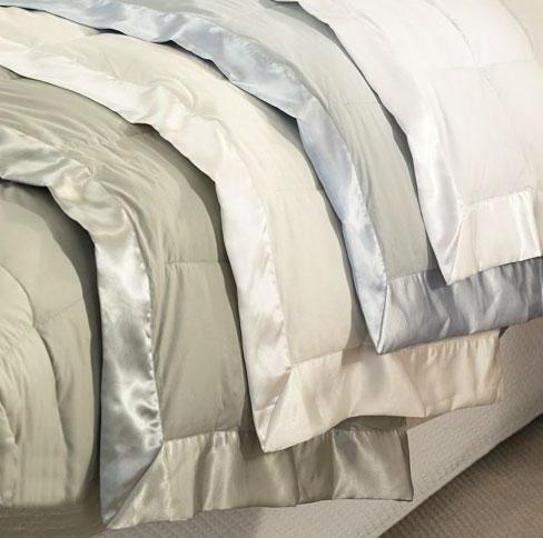 Какой лучше наполнитель для одеяла: виды и различия