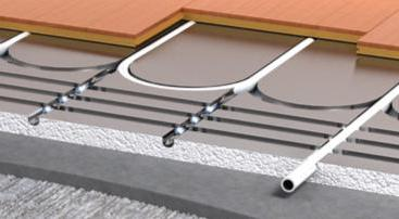 Kako odabrati laminata za vodu podno grijanje? recenzije specijalista