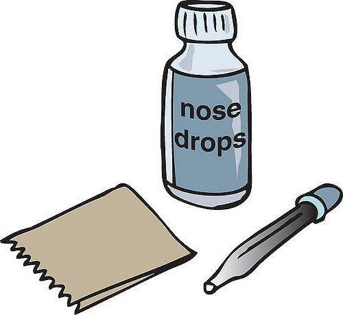 vazokonstriktor kapi za nos za vrijeme dojenja