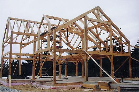 технология строительства каркасно щитовой дом