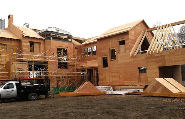 okvir kuća sa svoje ruke korak po korak vodič
