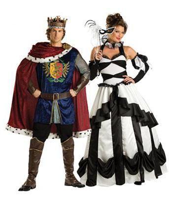 Карнавальный костюм для взрослых: варианты нарядов
