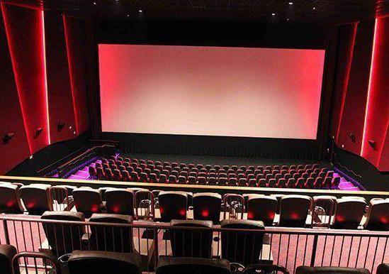 Кинотеатры в Санкт-Петербурге: отзывы и фото