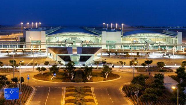 Kipar: Larnaca Airport
