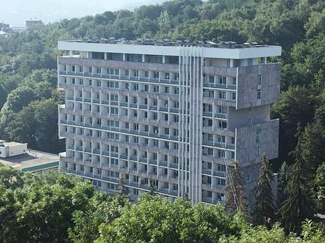 Кисловодск. Санаторий Димитрова: отзывы отдыхающих