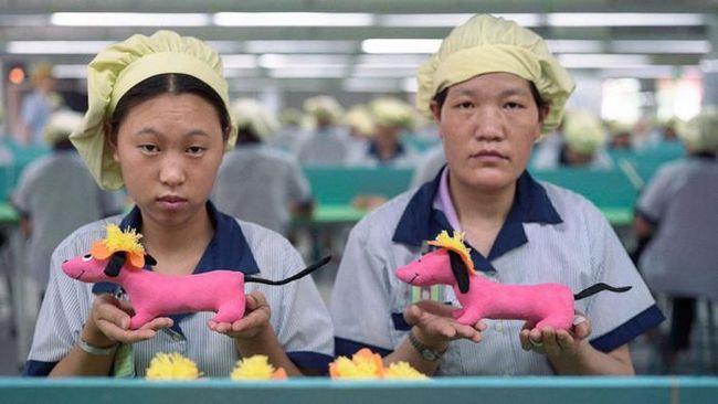 Kineski plišane igračke
