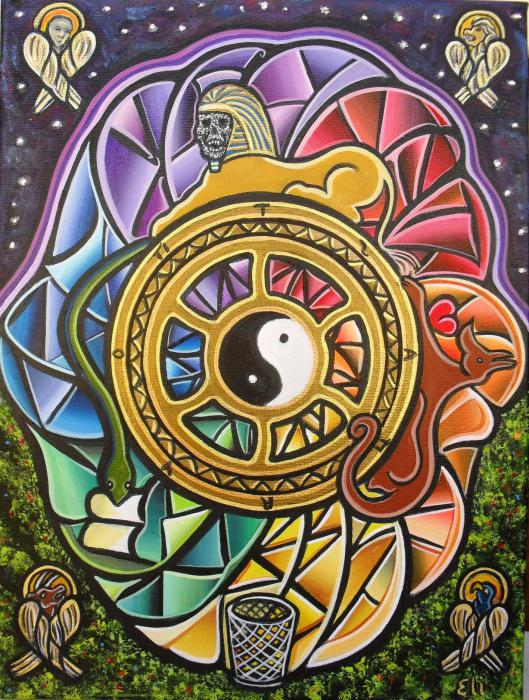 Wheel of Fortune (Taro) - značenje i tumačenje