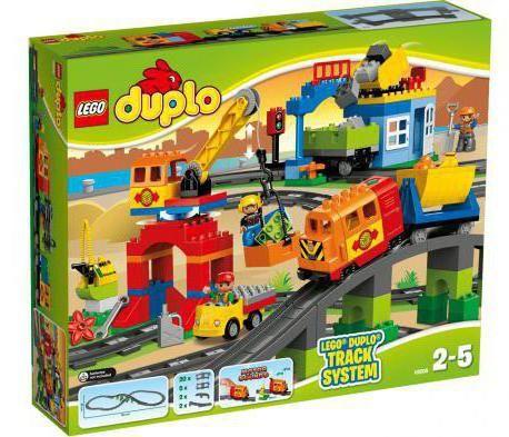 Конструктор для детей Lego Duplo 10508