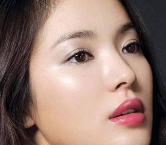 Korejski šminka: načela i funkcije